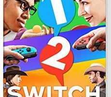1-2-Switch(ワンツースイッチ)予約最安値通販とレビュー
