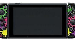 スプラトゥーン2(switch)シリコンカバーコレクション Type-A