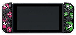 スプラトゥーン2(switch)シリコンカバーコレクション Type-B