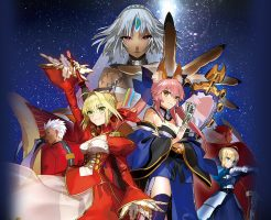 スイッチ Fate/EXTELLA