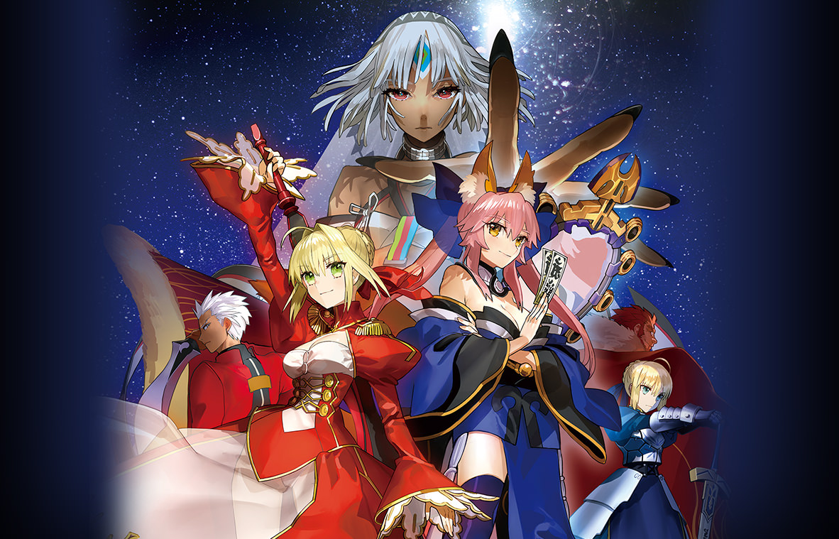 スイッチ Fate/EXTELLA