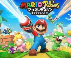 マリオ+ラビッツ キングダムバトルの日本の発売日と動画